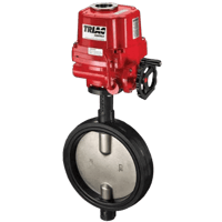 Resilient Seated Automated Butterfly Valve