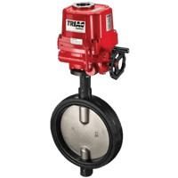 Resilient Seated Manual Butterfly Valve