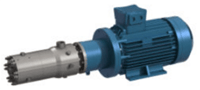 XWH Water/Glycol Pump