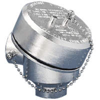 Model 1080 Stainless Steel Thermocouple Head