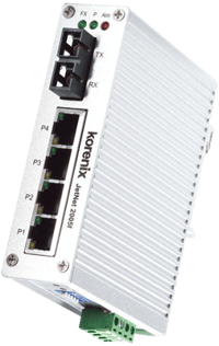 Industrial Din-rail Unmanaged Switch