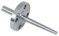 TW32 Flanged Straight Thermowell