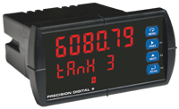 PD6080 ProVu Decimal Display Modbus Scanner
