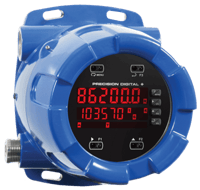 PD8-6200 ProtEX-MAX Explosion-Proof Analog Input Flow Rate/Totalizer