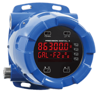 PD8-6300 ProtEX-MAX Explosion-Proof Pulse Input Flow Rate/Totalizer
