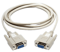 PDA9232-01 ConsoliDator Null-Modem Cable