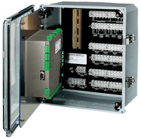 PDP2901 ConsoliDator Sub-Panel with Terminal Strips for PDA2901