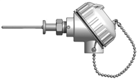 Miniature Sanitary CIP RTD Sensor