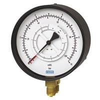 Model 711.12, 731.12 Differential Pressure Gauge