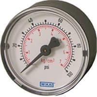 Bourdon Tube Pressure Gauge Type 111.12