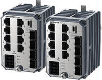 Lynx Series: Rugged compact switches and device servers for industrial Ethernet