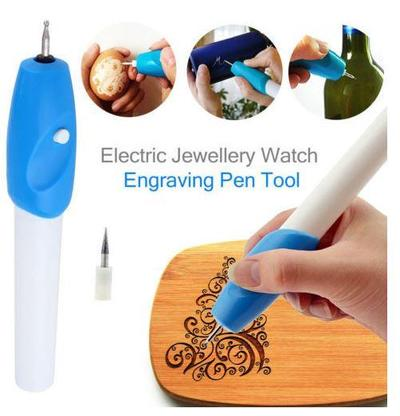 Electronic engraving pen DIY creative carving engraving pen machine picture tool birthday gift carving pen1.JPG